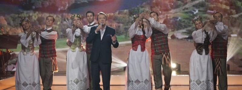 Dainų daina finalas
