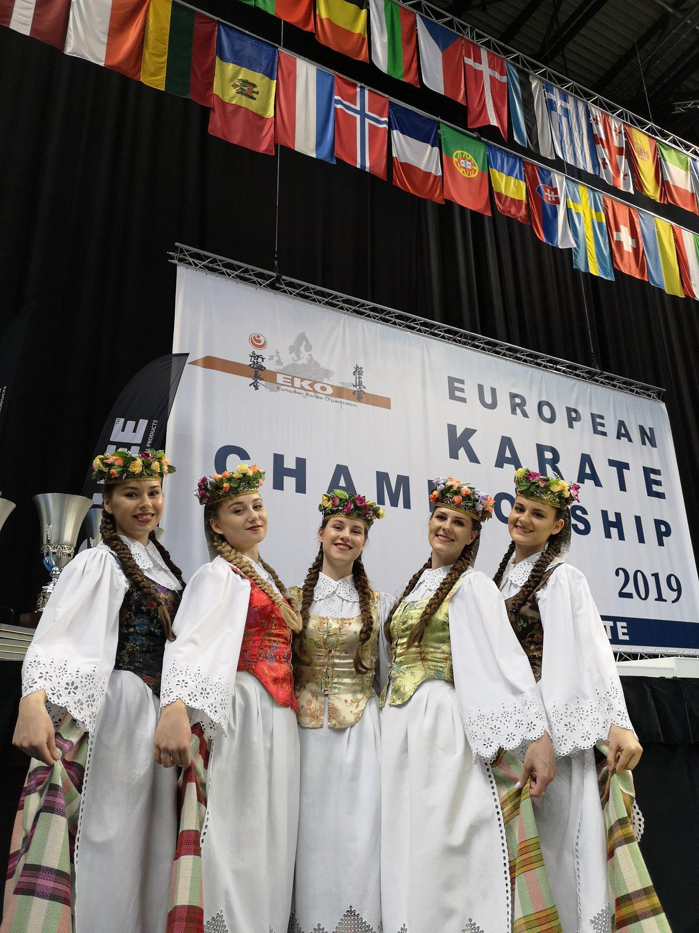 karate cempionatas