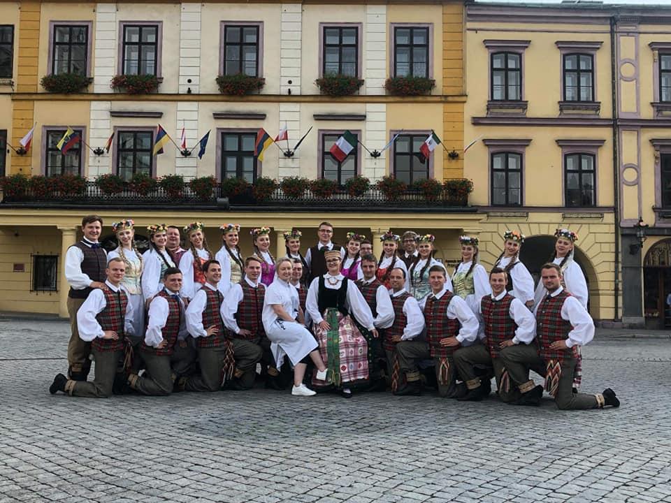 festivalis Lenkijoje
